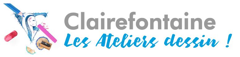 Logo Clairefontaine Les Ateliers dessin